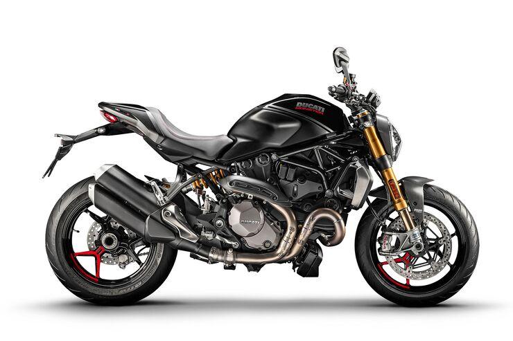 Ducati Monster 1200 S: Für 2020 auch in Schwarz-Schwarz