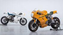 Ducati Monster 1200 db25 Debolex Custombike