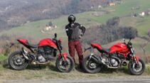 Ducati Monster 2021 Fahrbericht