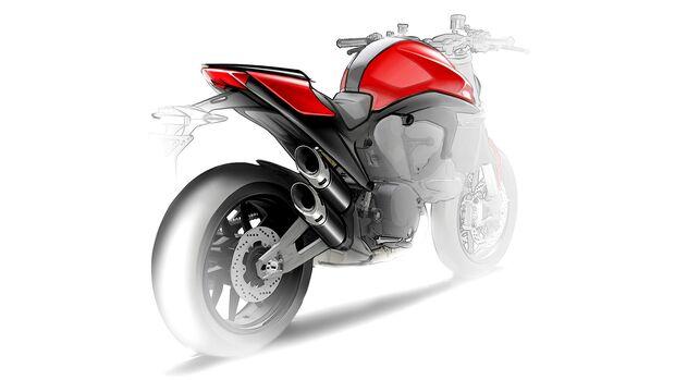 Ducati Monster 821 Neu
