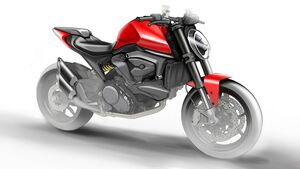 Ducati Monster 821 Neu