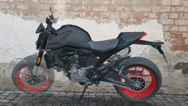 Ducati Monster AR
