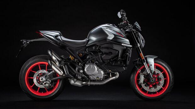 Ducati Monster Modelljahr 2021 Sperrfrist