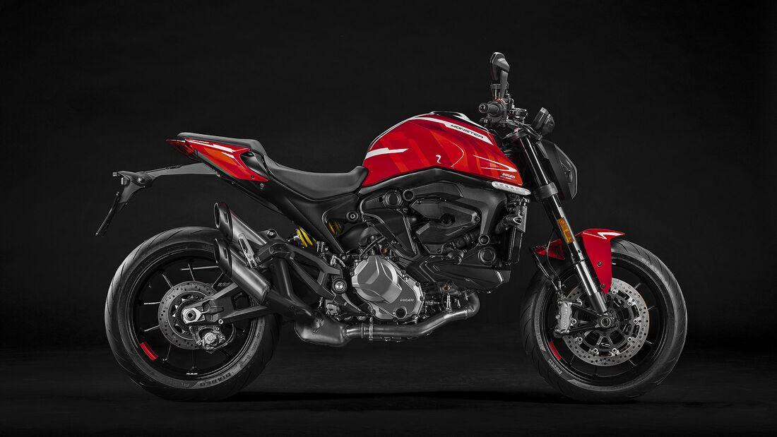 Ducati Monster Zubehör