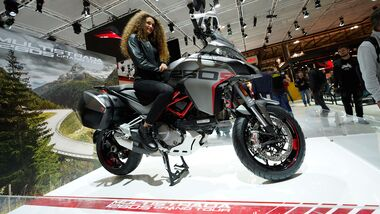Ducati Multistrada 1260 S GT Grand Tour Eicma 2019