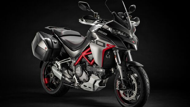 Ducati Multistrada 1260 S Grand Tour.