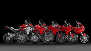 Ducati Multistrada Centomila Produktionsjubiläum