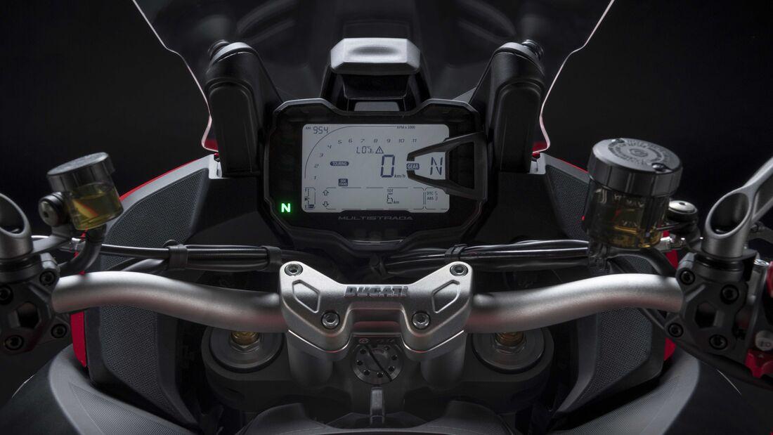 Ducati Multistrada V2 2022 trinh lang thay the cho nguoi anh em Multistrada 950 - 18