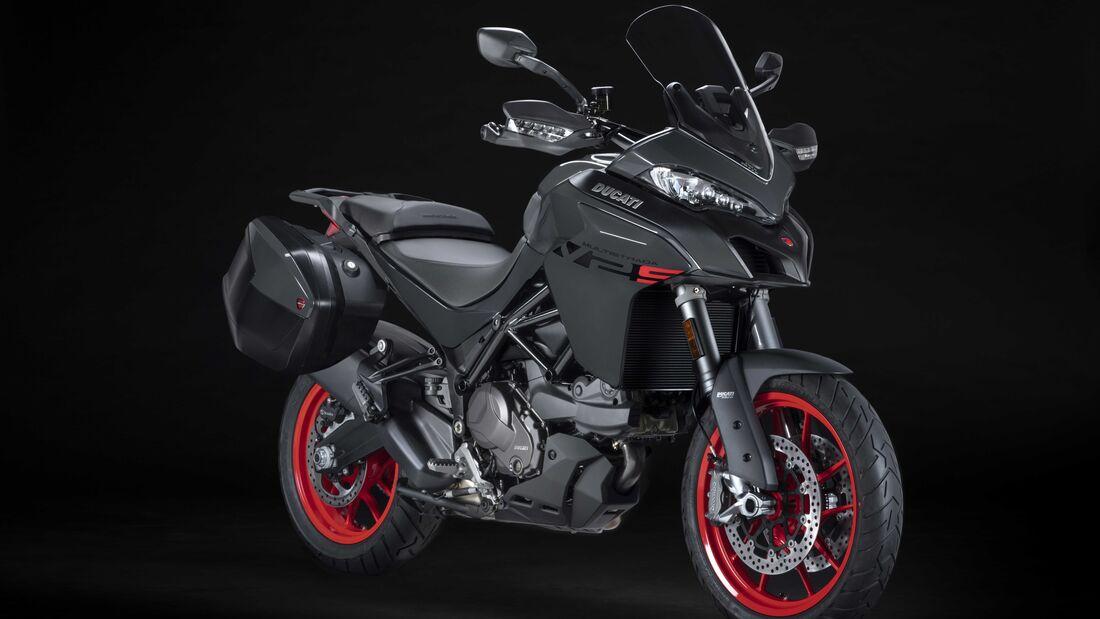 Ducati Multistrada V2 2022 trinh lang thay the cho nguoi anh em Multistrada 950 - 9
