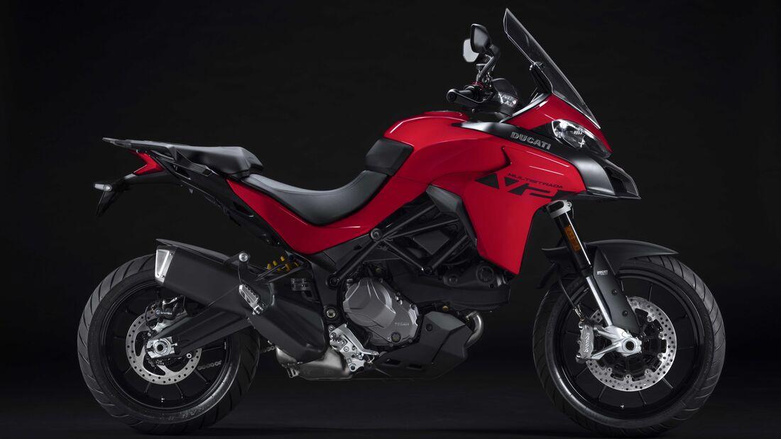 Ducati Multistrada V2 2022 trinh lang thay the cho nguoi anh em Multistrada 950 - 13