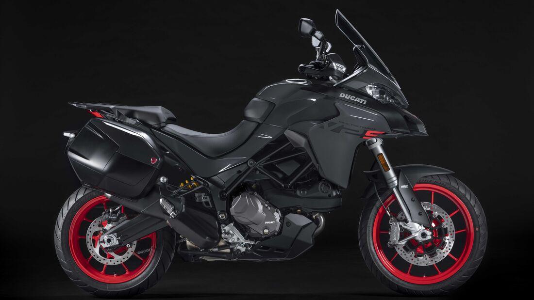 Ducati Multistrada V2 2022 trinh lang thay the cho nguoi anh em Multistrada 950 - 10