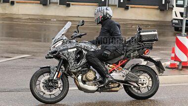 Ducati Multistrada V4 1200 Erlkönig