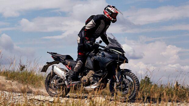 Ducati Multistrada V4 Erlkönig