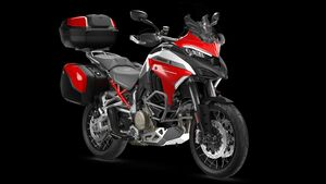 Ducati Multistrada V4 S Durchkonfiguriert
