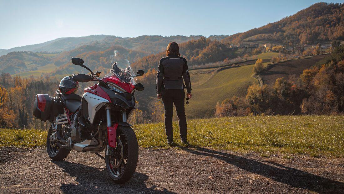 Ducati Multistrada V4 S Fahrbericht 2020