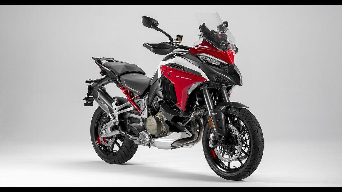 Ducati Multistrada V4 S Sport