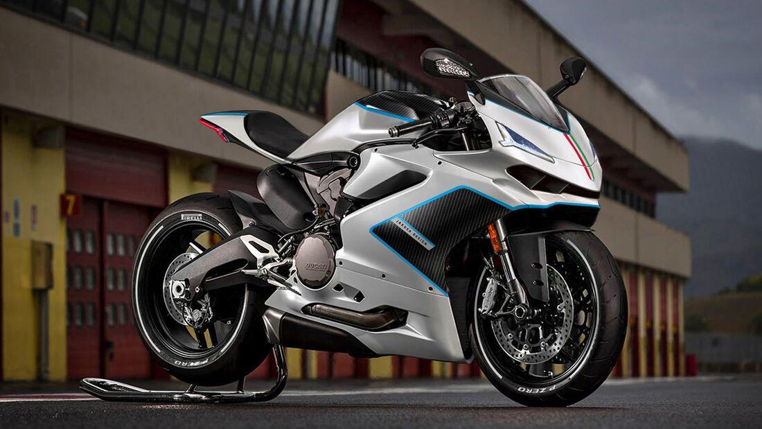 Ducati Panigale C Concept von Jakusa Design.