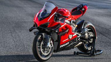 Ducati Panigale Superleggera V4 im Fahrbericht.