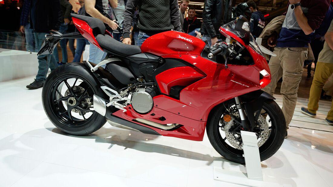 Ducati Panigale V2 Eicma 2019