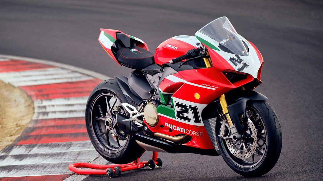 Ducati Panigale V2 Troy Bayliss