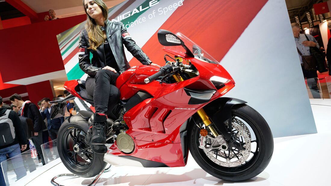 Ducati Panigale V4 Eicma 2019