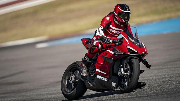 Ducati Panigale V4 Superleggera.