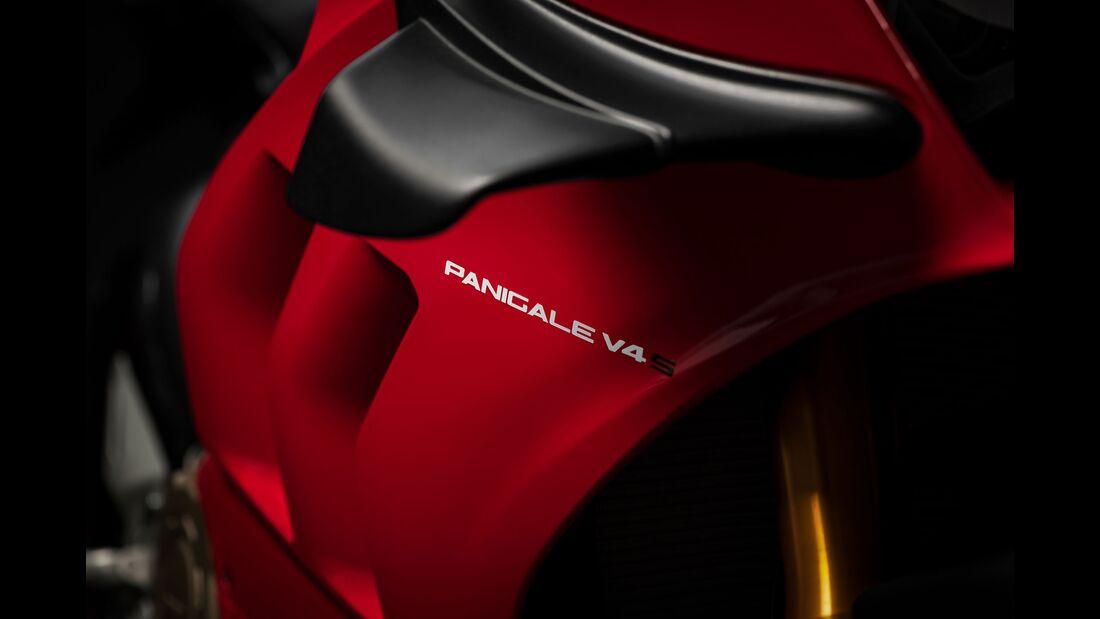 Ducati Panigale V4 und V4 S Modelljahr 2020