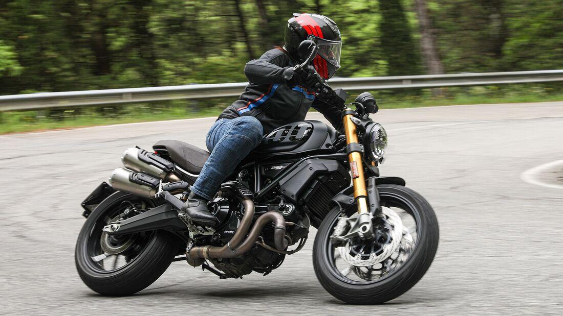 Ducati Scrambler 1100 Pro/Sport Pro im Fahrbericht