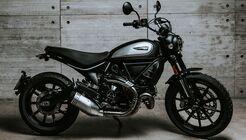 Ducati Scrambler Icon Dark.