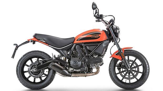Ducati Scrambler Sixty2.