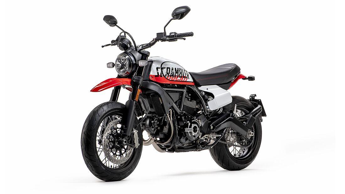 Ducati Scrambler Urban Motard 2022