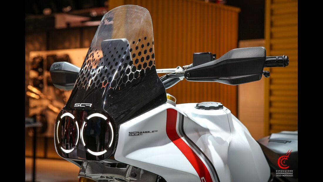 Ducati Scrambler X Desert 1100