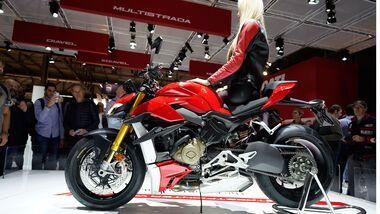 Ducati Streetfighter V4 Eicma 2019