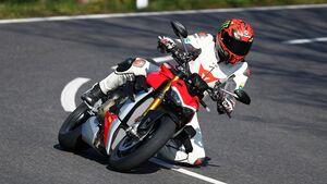 Ducati Streetfighter V4 Fahrbericht