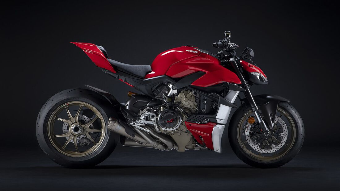 Ducati Streetfighter V4 Zubehör