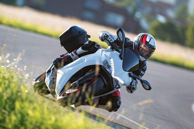 Ducati SuperSport S: Eure Erfahrungen gesucht