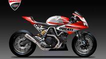 Ducati Superdesmo R Concept.