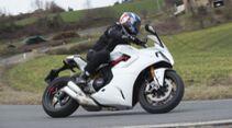 Ducati Supersport 950 Fahrbericht Uwe Seitz
