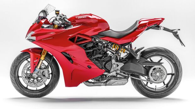 Ducati Supersport S.