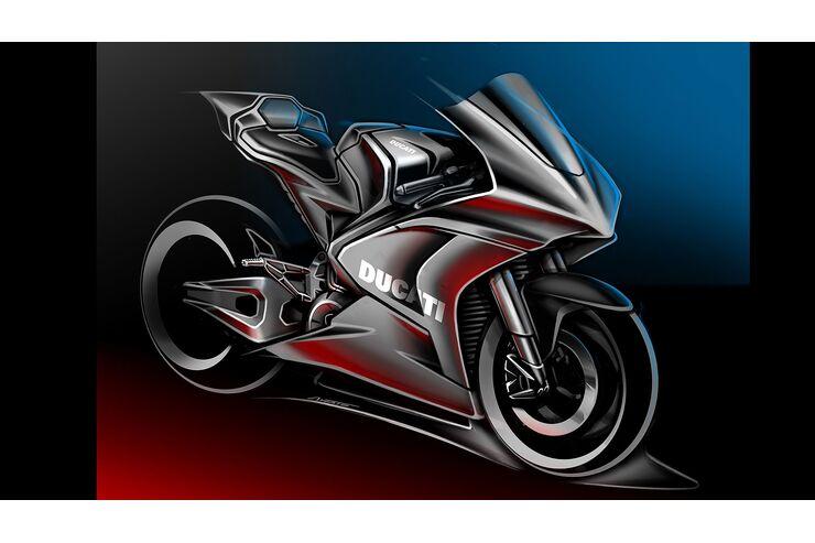 Ducati-Ansage: Die Zukunft ist auch elektrisch
