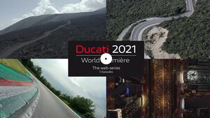 Ducati Teaser Neuheiten 2021