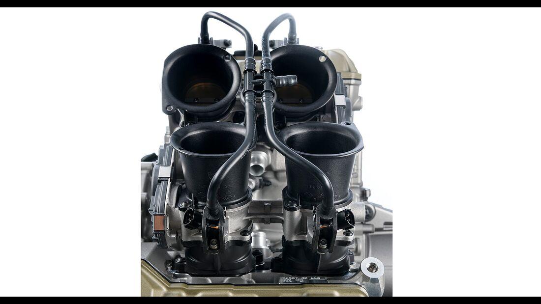 Ducati V4 Granturismo Motor