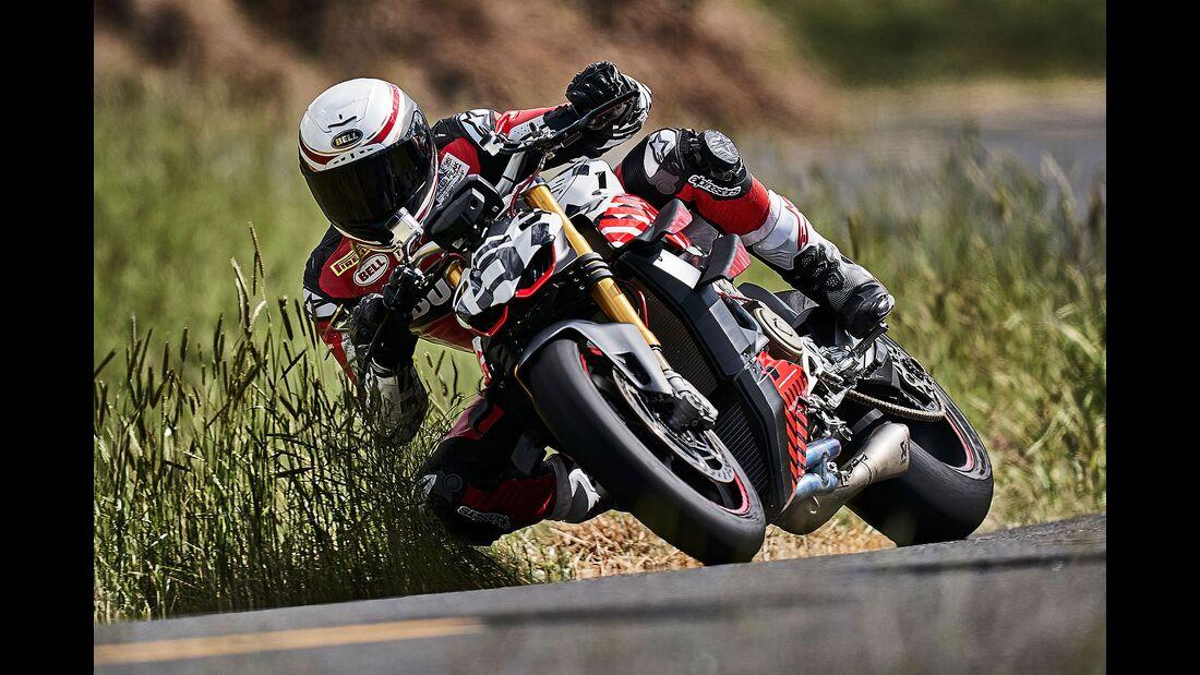 Ducati V4 Street Fighter