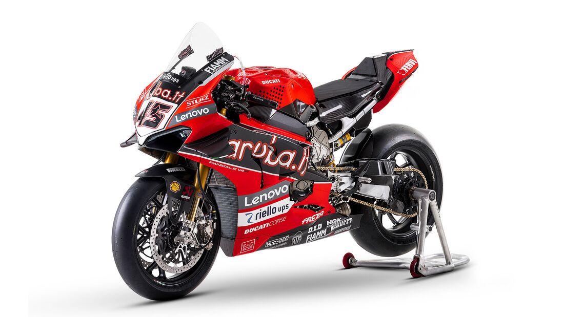 Ducati WSBK Team 2021