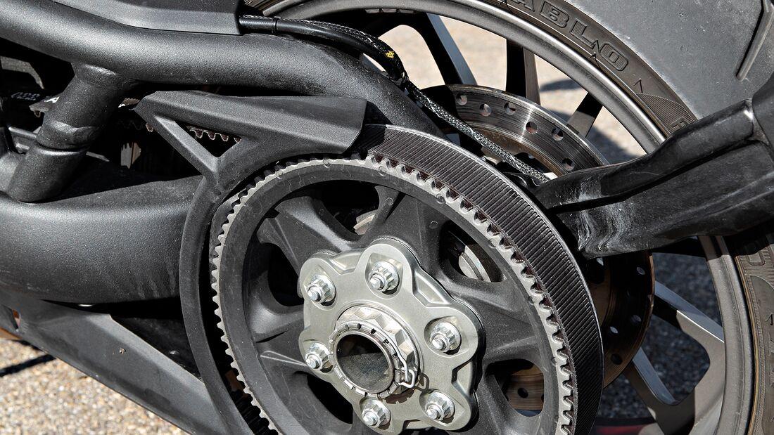 Ducati XDiavel.