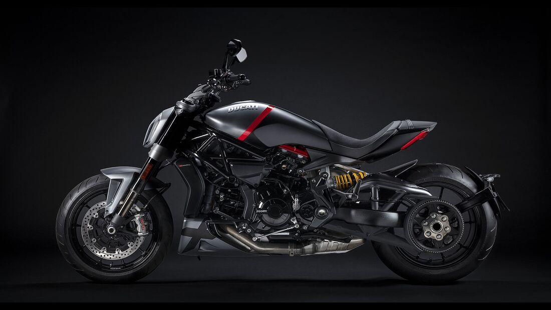 Ducati XDiavel Black Star Modelljahr 2021