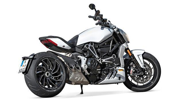 Ducati XDiavel S.