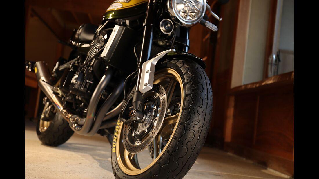 Dunlop TT100GP Radial Klassikerreifen