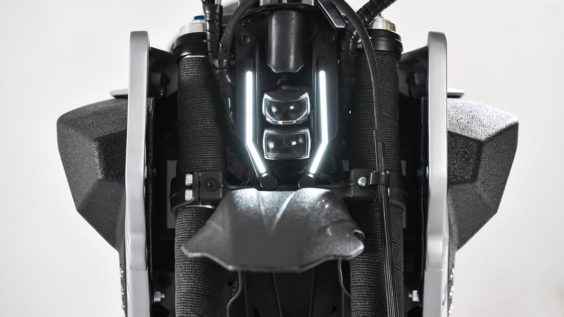 E-Racer Rugged.