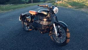 ECM Photon elektrische Royal Enfield